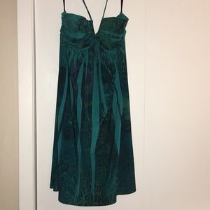 City Triangles Dresses - Turquoise dress. Size M